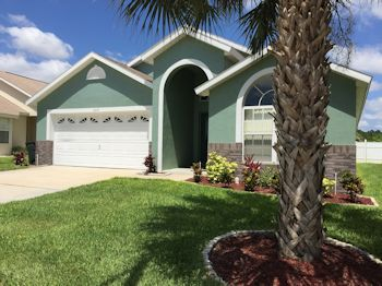 Orlando vacation villa Florida, details of Indian Creek Florida rental holiday home villa 502